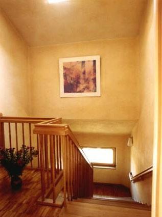 Peinture la chaux int rieur et ext rieur naturelle for Peinture a la chaux exterieur