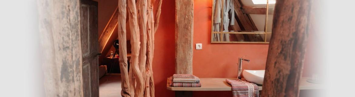 Peintures cologiques et enduits d coratifs int rieurs et for Enduits decoratifs interieur