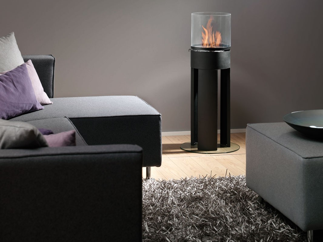 chemin e bio thanol rio de la marque ruby fires. Black Bedroom Furniture Sets. Home Design Ideas