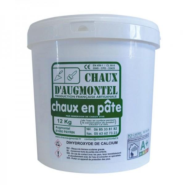 Chaux en pâte CL90 - 12 kg