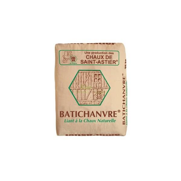 Batichanvre - Liant à la chaux, formule béton chanvre - 25 kg