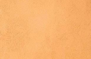 Terre orangée